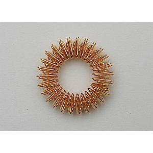 Zlatý akupresurní prstýnek Modom SJH 18 - 2