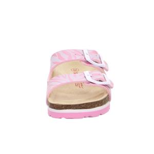 Superfit dívčí ortopedické pantofle růžové - 2