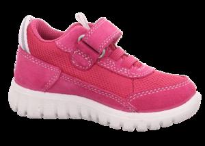 Superfit 6-06192-55 růžová dívčí vycházková obuv - 3