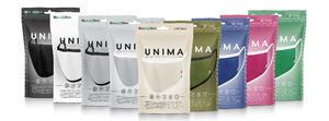Ochranná maska se stříbrem UNIMA - 3