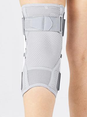 Ortéza kolene s listovými dlahami a oporou ACL - 3
