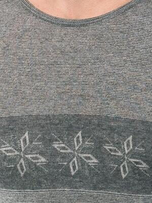 Medima triko UNISEX s dlouhým rukávem ,zimní vzor 1199 - 3