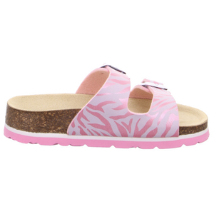 Superfit dívčí ortopedické pantofle růžové - 3