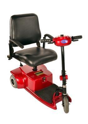 SELVO Elektrický invalidní vozík SELVO 3200 - 4