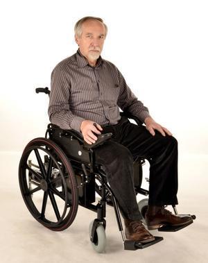 SELVO Elektrický invalidní vozík SELVO i4400 - 4
