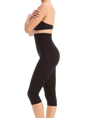 Zeštíhlující kalhotky pod kolena s push up efektem FC 323 - 4