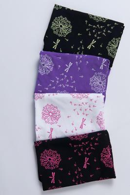Bavlněný šátek R-JET - 4