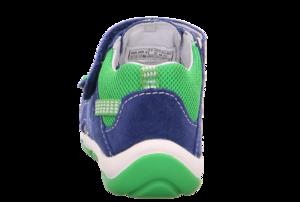 Superfit 6-00140-80 sandálky modré/zelené - 4
