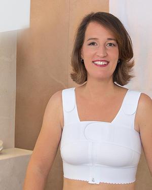 Podprsenka kompresní pro prsní operace 519 - 4
