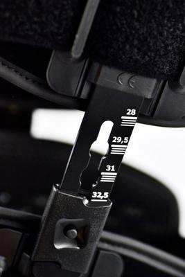 Ortéza kolenní pooperační s kloubem Reh4Mat SCOPE AM-KDX-01 - 4