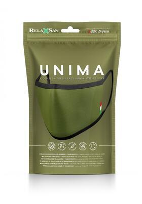 Ochranná maska se stříbrem UNIMA - 4