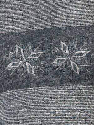 Medima triko UNISEX s angorskou vlnou  , zimní vzor 1198 - 4