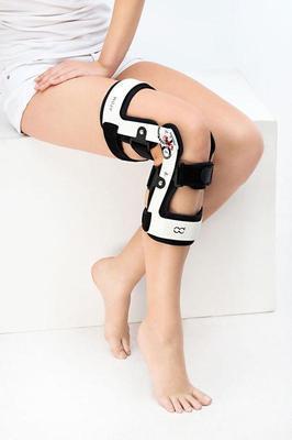 Ortéza kolenní čtyřbodová  ATOM 2RA REH4MAT - 4