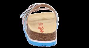 Superfit dívčí ortopedické pantofle modré - 4