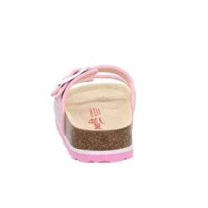 Superfit dívčí ortopedické pantofle růžové - 4