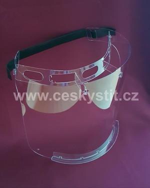 Ochranný štít - český výrobek - 4