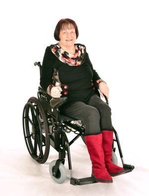 SELVO Elektrický invalidní vozík SELVO i4400 - 5