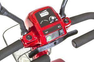 SELVO Elektrický invalidní vozík SELVO 4250 - 6