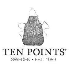 Ten Points 126022 101 černá - 7