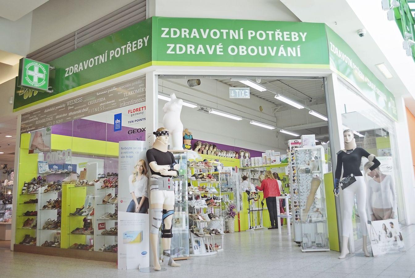 Prodejnu naleznete v Hypermarket Globus Praha 5 – Zličín Sárská 5