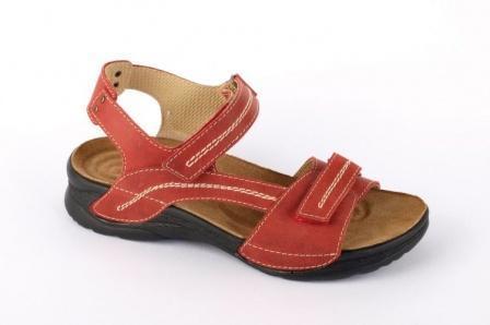 5b23c798755c Zdravotní dámská relaxační obuv - typ sandál